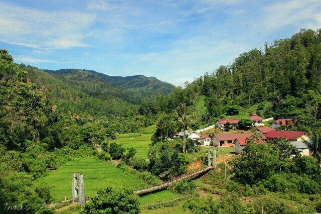SMP Negeri 2 Pining, Uring, Pining, Gayo Lues, Aceh, Indonesia.