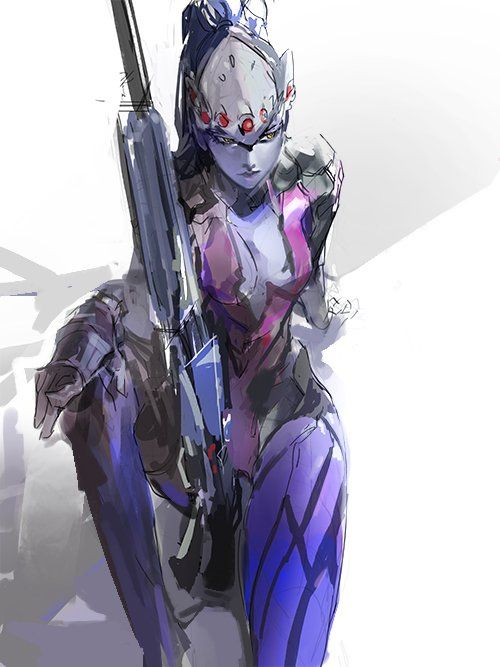 Overwatch has developed quite a fan art following.... - Page 102 - NeoGAF