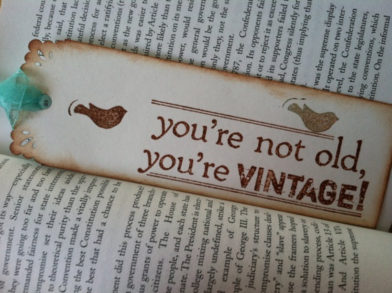 Best Bookmarks for your BestfriendsYoure by JustSimplyHandmade, $4.75