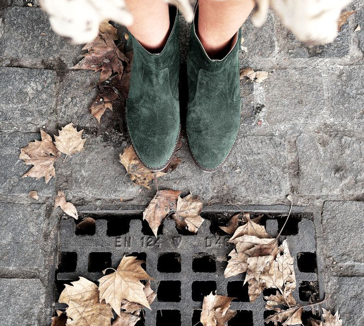 """Don't forget to """"Tell"""" someone if you are being bullied... Stay strong  Anti-Bullying CollectionF/W '15-'16  The Workshop - Tell  http://www.theworkshopshoes.com/product-ID-345-t-tell.htm  shoes boots leather handmade greek greekdesigners fashion style theworkshop theworkshopshoes folk"""