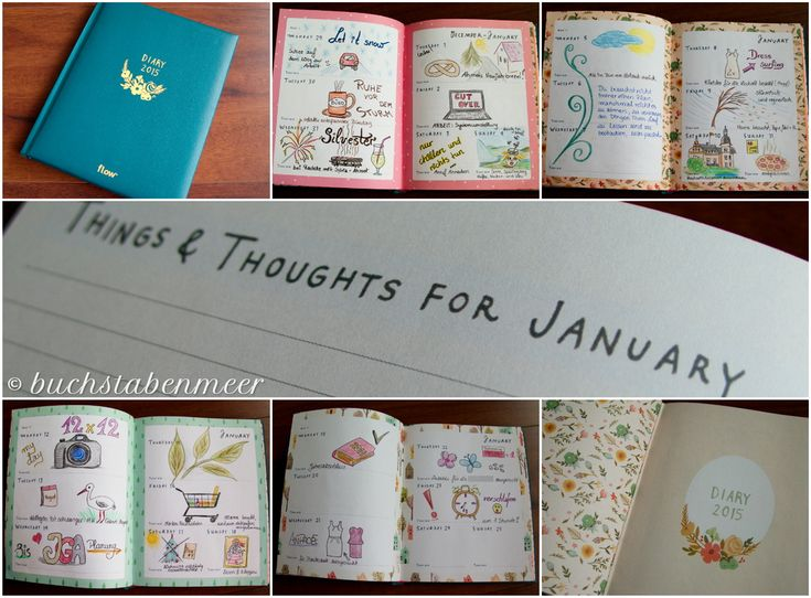 ImHerbst entdeckte ich den Kalender von der ZeitschriftFlow und kam auf die Idee in 2015 ein Kritzeltagebuchzu führen. Ein Tagebuch, das überwiegend aus kleinen Zeichnungenbesteht, die ohne gro...