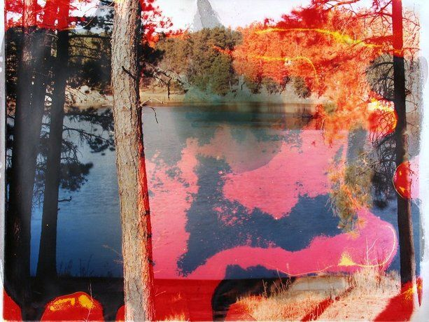 Horse Thief Lake, WA 5, 2008