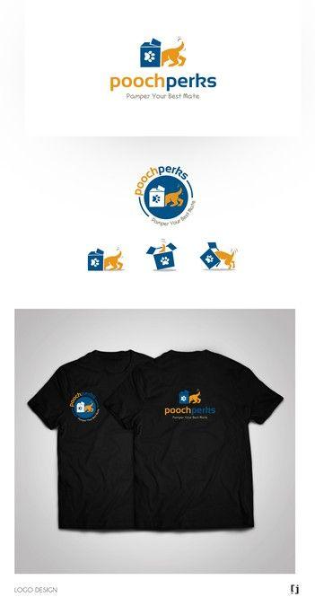 Design a logo for a start up online Dog business by jn7_85