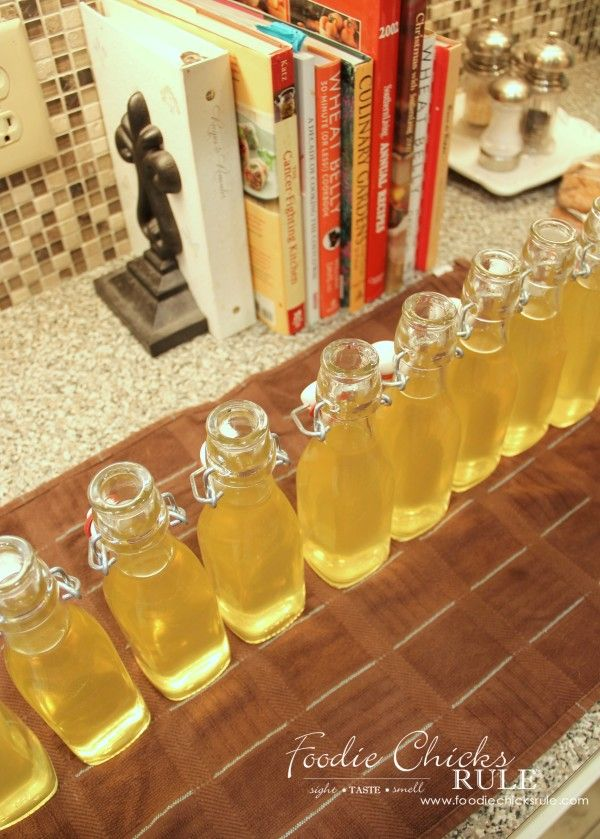 Zeer simpel recept om zelf de lekkerste Limoncello te maken... misschien wel lekkerder dan de echte! - Zelfmaak ideetjes