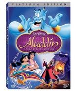 Aladdin (DVD 2004, 2-Disc Set Special Edition English/French/Spanish) Br... - $14.80