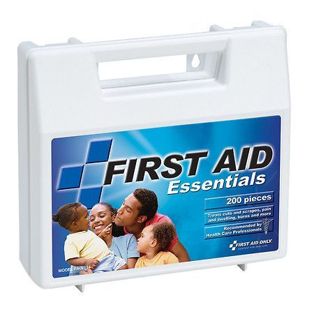 First Aid Only First Aid Essentials First Aid Kit 200 pieces - 1 ea