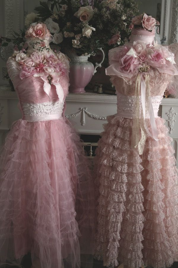 OMG! Shabbyfufu Romantic Dress Forms...Some Previously SOLD Pieces...Available By Special Order