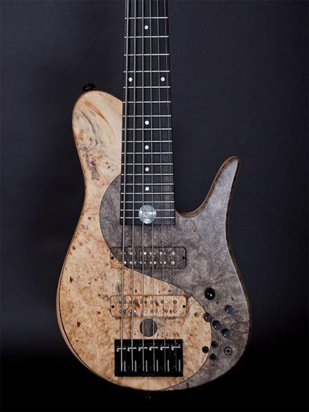 1000 images about guitars fodera bordwell on for Table yin yang basse