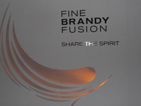 Fine Brandy Fusion at the CTICC