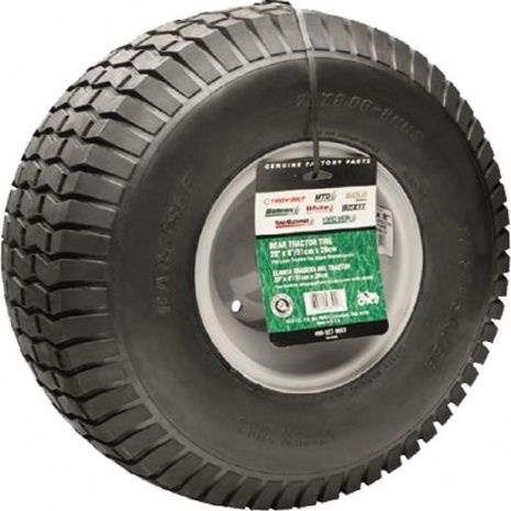 Riding Lawn Mower Wheels And Tires