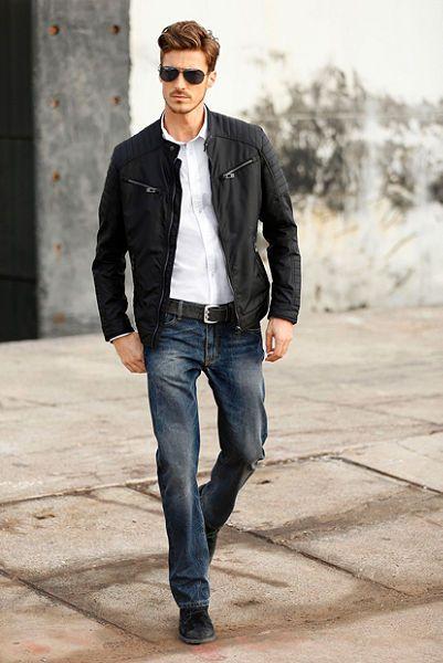 Bruno Banani Motoros dzseki