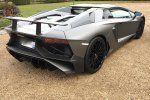 A vendre : Lamborghini Aventador LP 750-4 SV Roadster