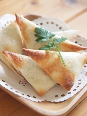 トースタープレートを使って揚げないサモサ レシピ・作り方 by ころん ...