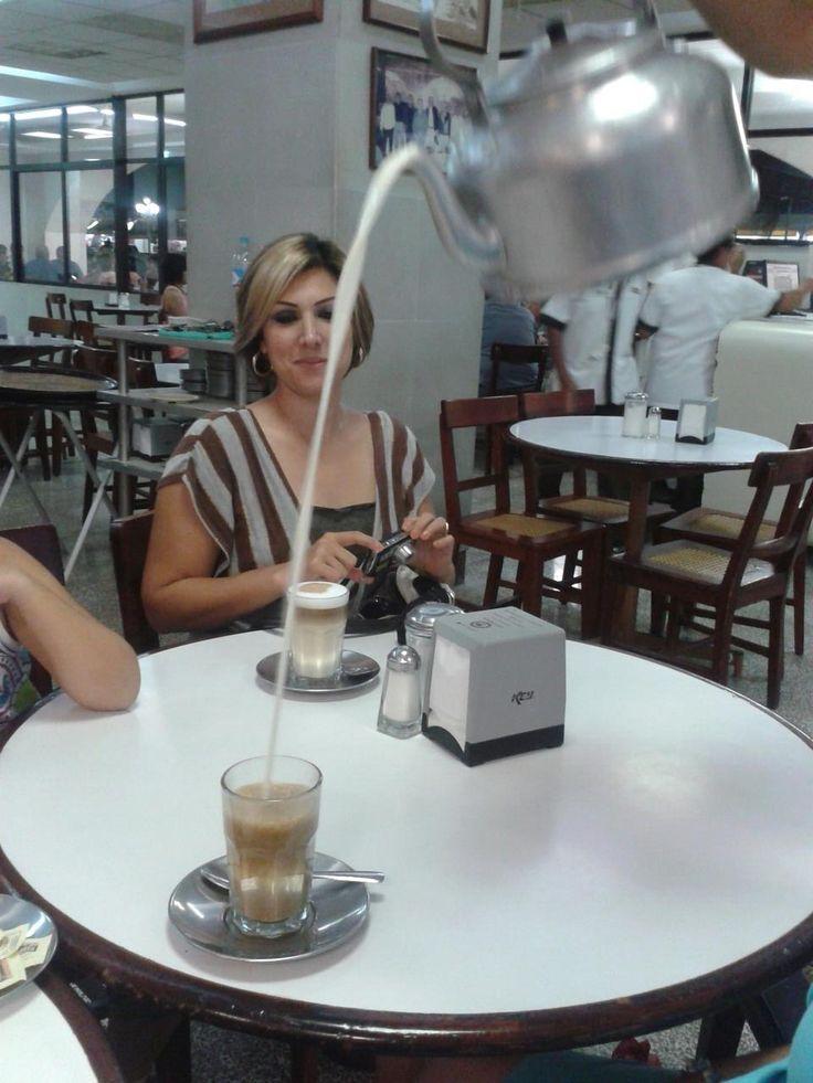 Café la Parroquia Veracruz