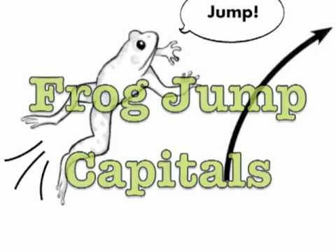 Frog Jump Capitals