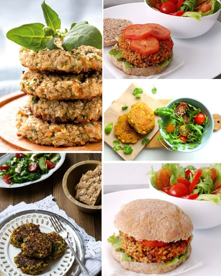 Receita Light da Semana: hambúrguer gourmet de quinoa | Território Animale