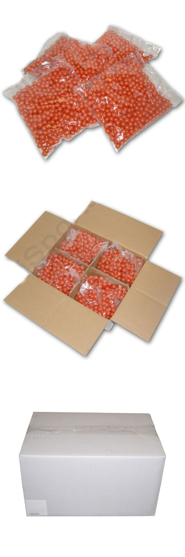Paintballs 16049: A+ Premium White Box Rec Paintballs Orange/Yellow 2000Cs Gun Maker Ammo -> BUY IT NOW ONLY: $73.18 on eBay!