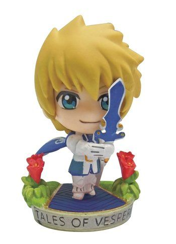Tales Series Petite Chara Land Mini Figures Set 6
