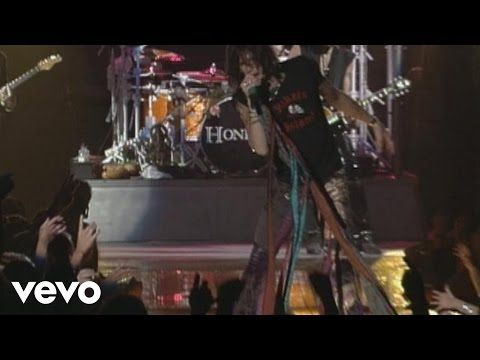 Aerosmith - Walk This Way (from You Gotta Move) - YouTube