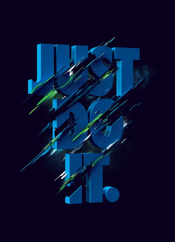 Nike by Luke Choice | Abduzeedo Design Inspiration