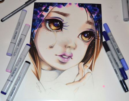 One with the Stars by Lighane on DeviantArt