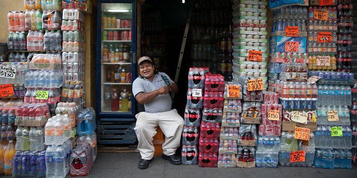 Mexico Soda Tax | Al Jazeera America