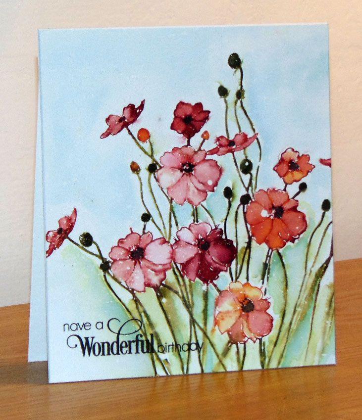 231 best watercolour cards images on pinterest watercolor cards 3949 h poppies et 30 297 sprinkles smiles de penny black watercolor birthday cardswatercolor m4hsunfo