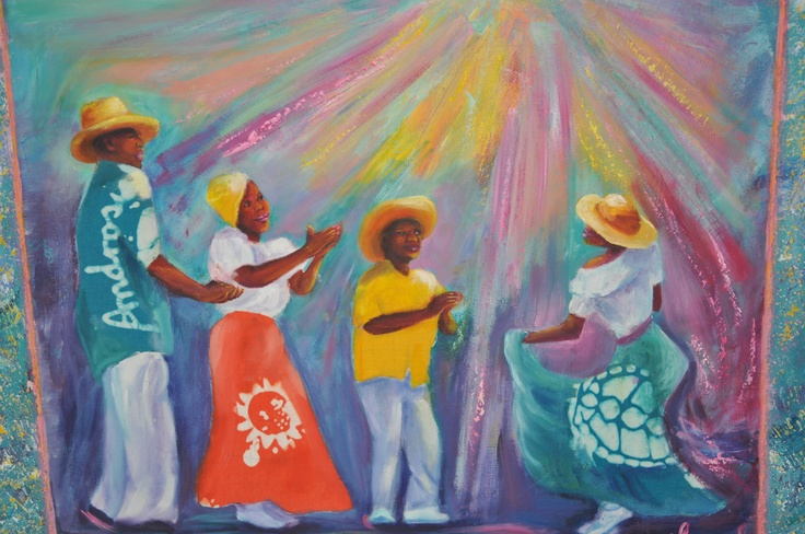 I Love Bahamian Art The Bahamas And Their Ports Of Call