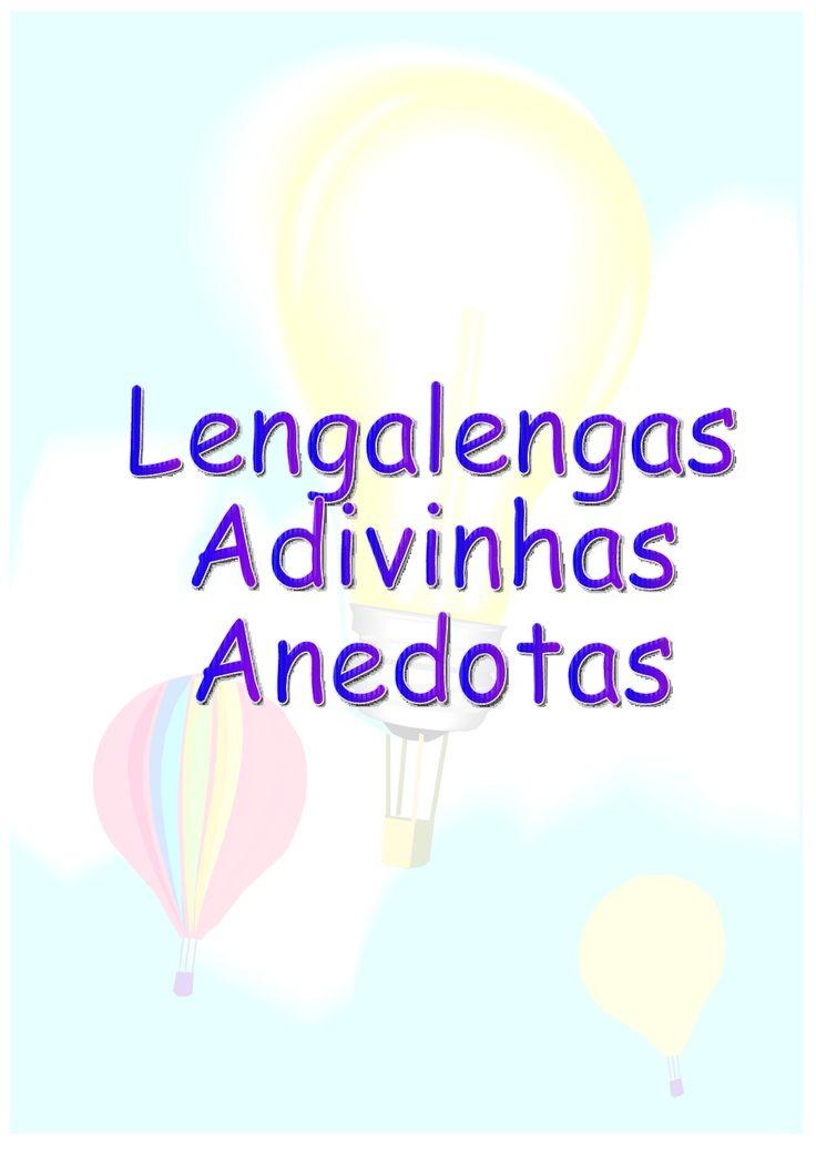 Livrinho De Lengalengas by ana via slideshare