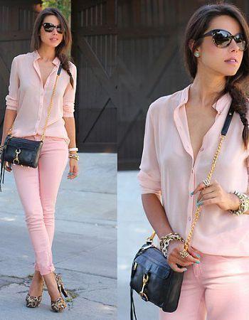 Ladies Linen Fashion