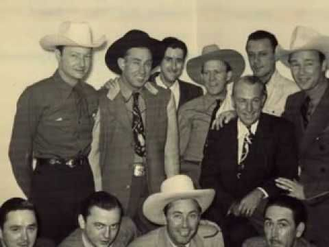 SONS OF THE PIONEERS ~ GHOST RIDERS IN THE SKY - my Dad really liked this group & I heard this song many times.  Makes me miss my Dad