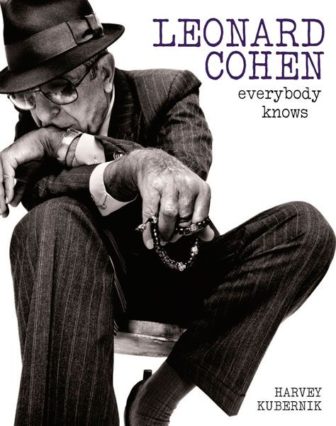 "For more on Harvey Kubernik's new book, released today to coincide with the elegaic 'Popular Problems', <a href=""http://www.palazzoeditions.com/book/title/leonard-cohen-everybody-knows"">click here</a>. Oh, and be sure to check out our review of the new album <a href=""http://www.nme.com/reviews/leonard-cohen/15651"">here</a>."