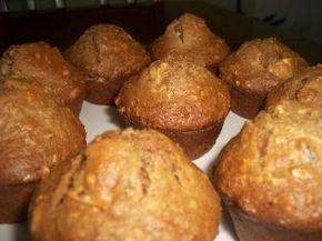 Muffins santé aux carottes, pommes, dattes, noix, orange et gingembre à la Ju&Jas | Recettes du Québec