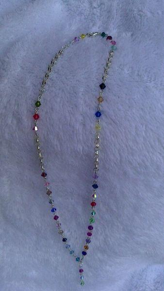 swarovski color sequence van BeeDelighted Jewelry op DaWanda.com