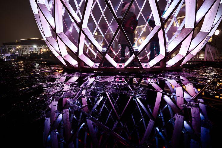 OVO - The Amsterdam Light Festival