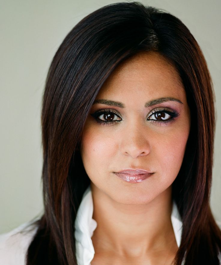 Parminder Nagra—British Actress, born in Leicester, 1975. Her breakthrough was in the film 'Bend it like Beckham' and then as Dr Neela Ragostra in 'ER.'