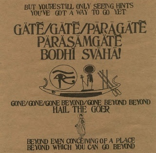 be here now ram dass | Heres an Exerpt of the Prajna Paramita Heart Sutra from Ram Dass Be ...