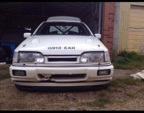 Ford Sierra Sapphire RS Cosworth 4x4 project SEE EBAY LISTING u003eu003e ... & 673 best Ford RS Cars images on Pinterest | Ford rs Ebay listing ... markmcfarlin.com