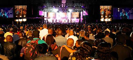 Cape Town International Jazz Festival (CTIJF) - is the largest music event in sub-Saharan Africa. The CTIJF, now preparing for its 15th year, is an annual event on the last weekend of March or the first weekend of April - 5 stages & over 40 artists performing over 2 nights. The programming - unique to the CTIJF is made up of a 50/50 split between South African artists and international artists respectively. The Festival hosts in excess of 37 000 music lovers over the 2 show days. #CTIJF…