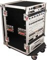 Gator G-Tour Rack Road Case with Casters  16 Space