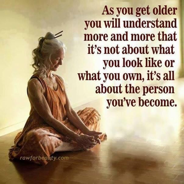 Motivational Quotes For Old Age: 28 Best Images About Older And Wiser Quotes On Pinterest