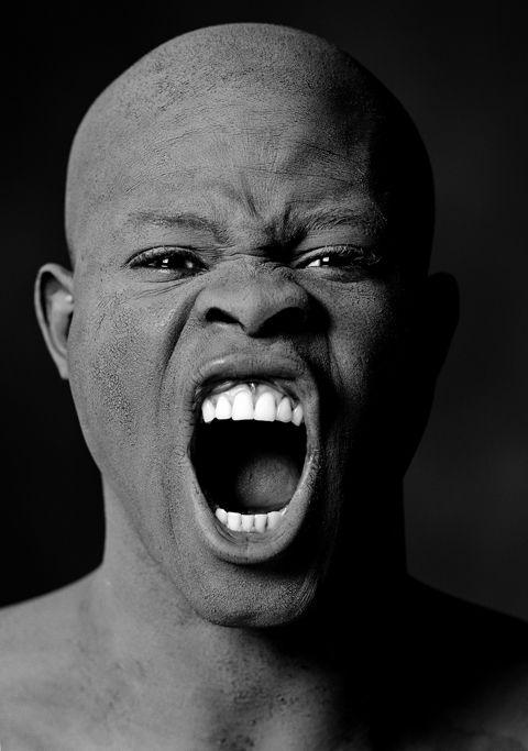 Djimon Hounsou by Greg Gorman