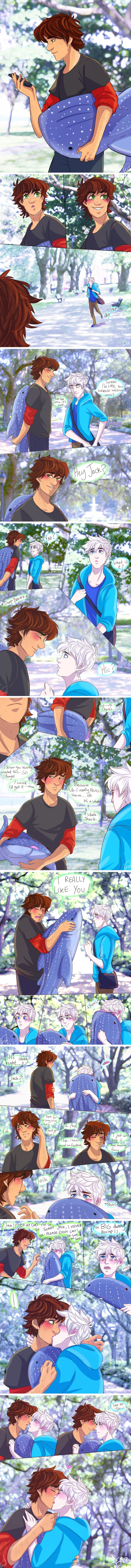 Hijack comic by KT-ExReplica.deviantart.com on @DeviantArt<< I don't know what you're talking about I don't ship this at all