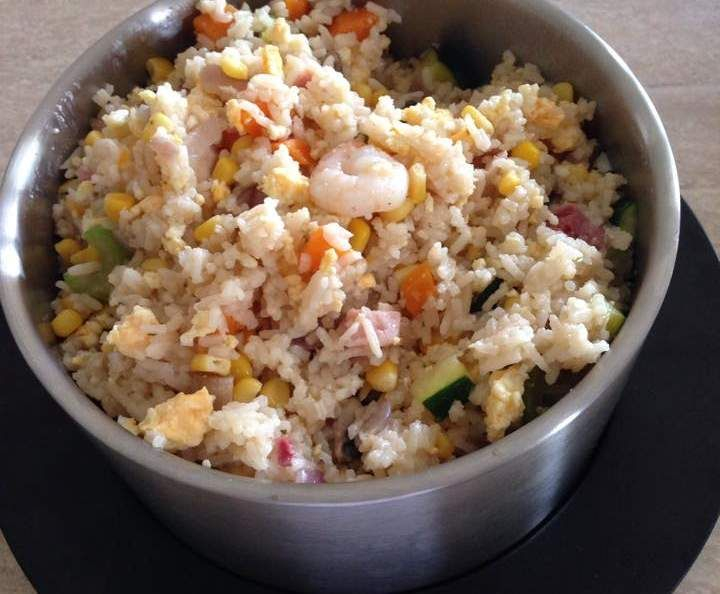 Recipe Special Fried Rice by Marialeeuk - Recipe of category Pasta & rice dishes