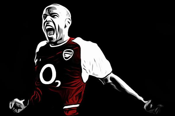 Thierry Henry - The Legend