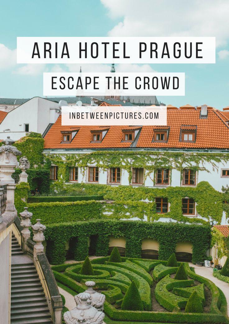 Aria Hotel Prague   Vrtbovska Garden   InBetweenPictures.com