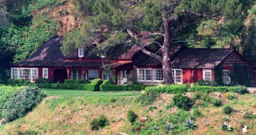 10050 Cielo Drive - Sharon Tate's last house