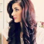 How to use hot rollers and other hair ideas