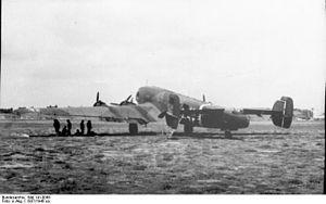 Junkers Ju 89 - Wikipedia, la enciclopedia libre