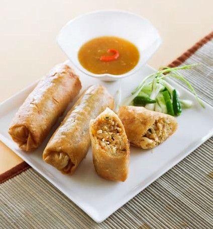 Lunpia - Indonesian Cuisine Cooking Contest - Embassy of Indonesia Washington DC